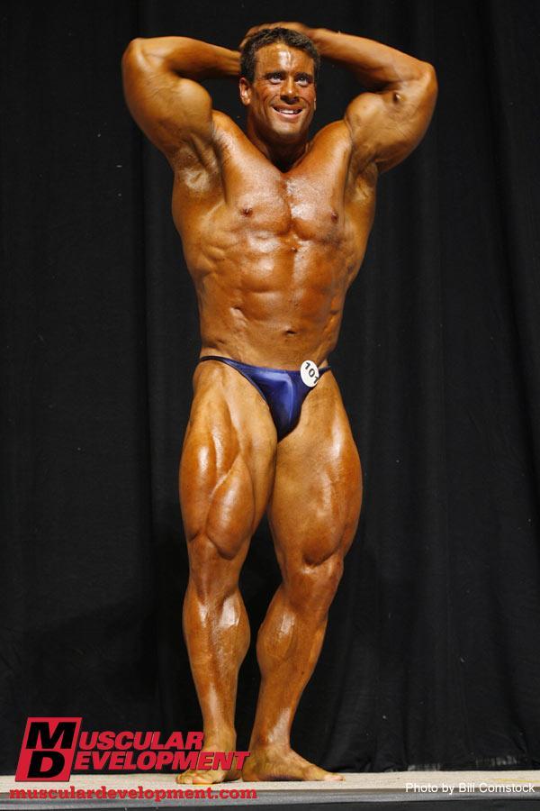 Mark Erpelding - 2009 NPC USA Championships