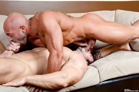Christian Power & Max Chevalier