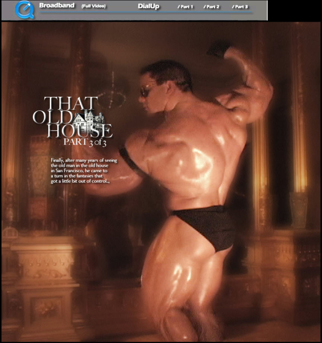 Muscle-Worship Mark Erpelding Cinema 527