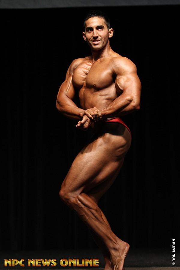 Justin Hunter - 2015 Iron Man Naturally Championships
