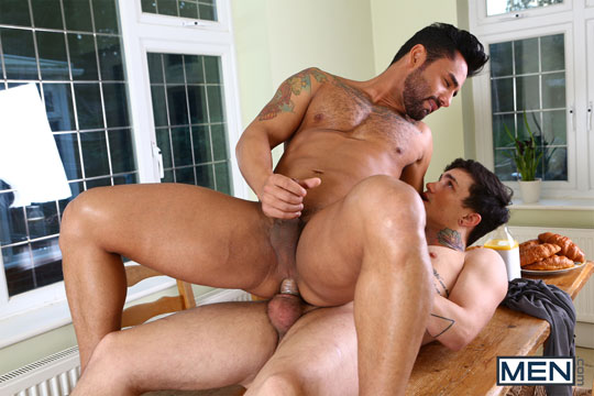 Bruno Bernal and Jake Bass