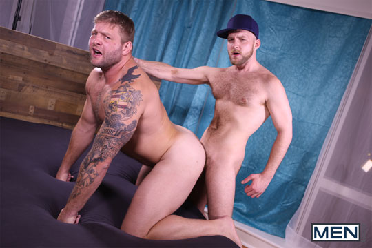 Colby Jansen and Deviant Otter
