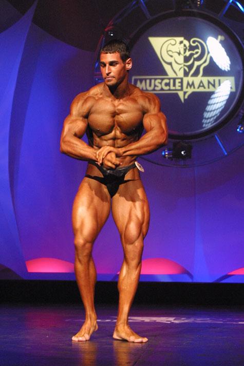2001 Musclemania World Championships