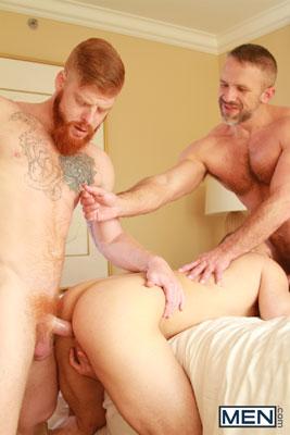 Bennett Anthony, Dirk Caber and John Magnum