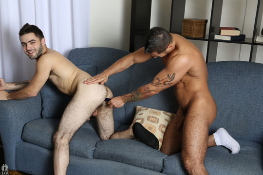 Josh Long and Eddie Cambio