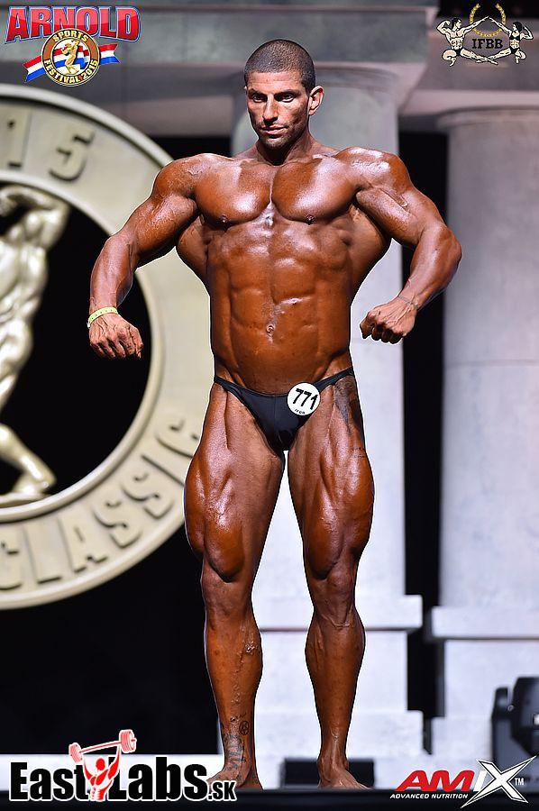 2015 Arnold Amateur