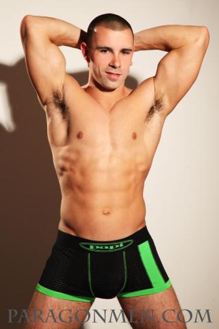 Chris Tyler - Paragon Men March 2013