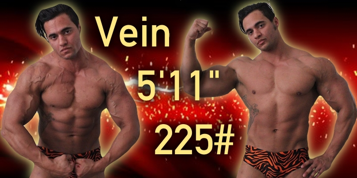 Vein at ThunderTVWrestling