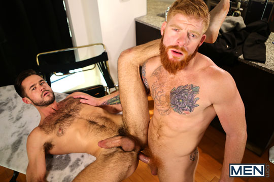 Bennet Anthony and Mike De Marko