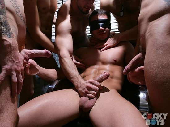 Kennedy Carter, Marc Dylan, Turk Mason, Phenix Saint, Mason Star, Tommy Defendi