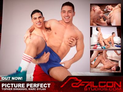Topher DiMaggio and Marc Dylan