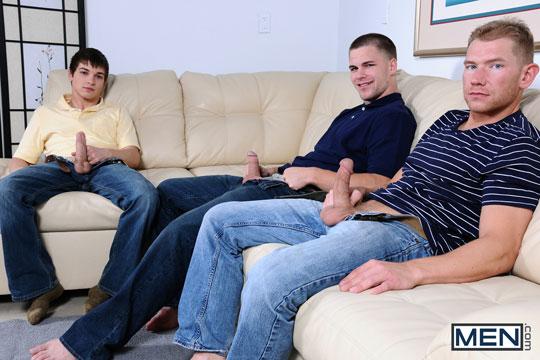 Johnny Rapid, Alex Adams & Jimmy Johnson