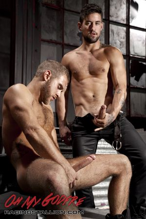Oh My Godfre: Dirty Director Benjamin Godfre & Shawn Wolfe