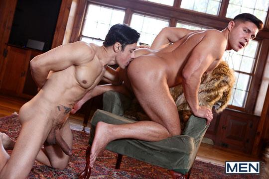 Rafael Alencar and Seth Santoro