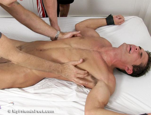 Luke Milan Tickled Naked