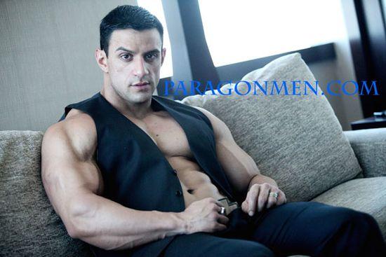 Paragon Men June 2015 Nacho