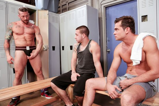 Luke Milan, Hugh Hunter, Dimitri Kane