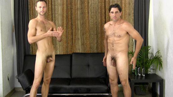 Straight Fraternity Samson & Alex