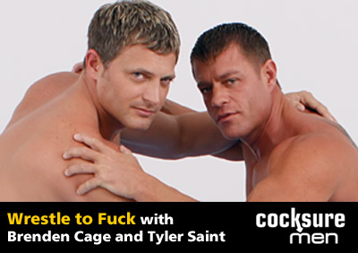 Brenden Cage and Tyler Saint