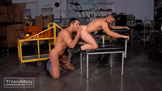 Nick Capra & Mike De Marko