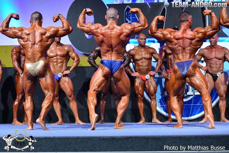 2015 Mr. Olympia Amateur Spain
