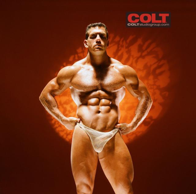 Colt Icon Jake Tanner