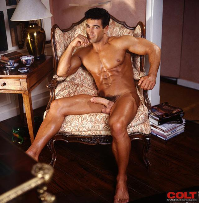 Colt Icon Tony Ganz