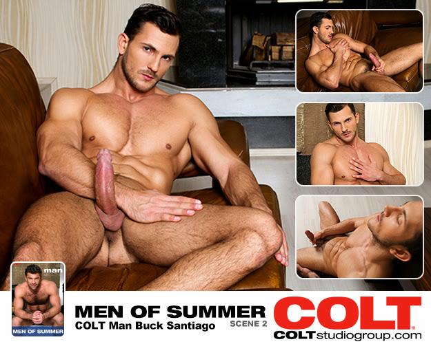Colt Man Buck Santiago