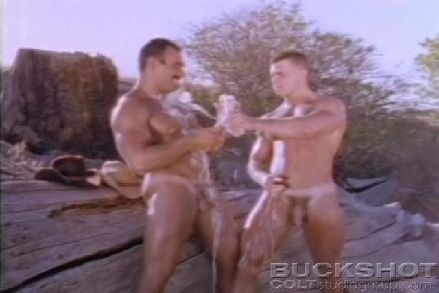 Jake Tanner and Ed Dinakos