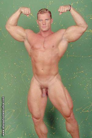 Sharpshooter Studios Hollywood Hunks Naked Hideaway
