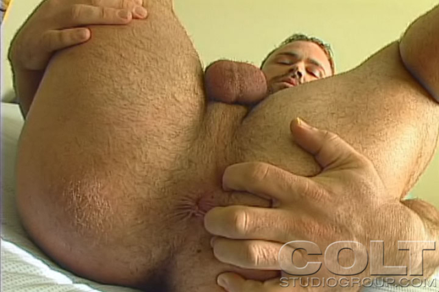 Baby Cakes in Hairy Chested Men - Minute Man 15