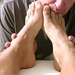 Sonny's Gorgeous Feet and Socks Worshiped