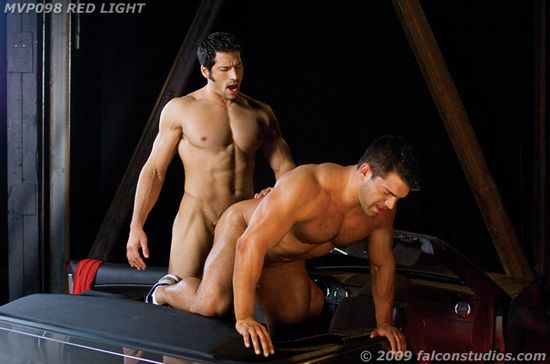 Leo Giamani and Vince Ferelli