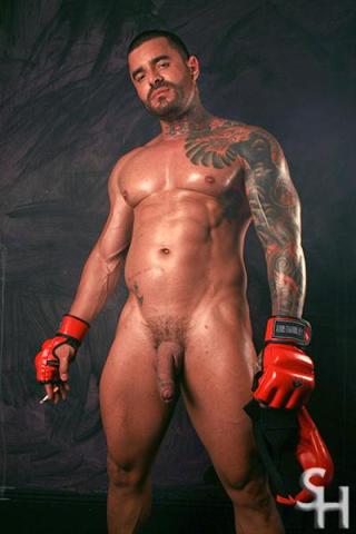 Alexsander Freitas Boxing and Cigars