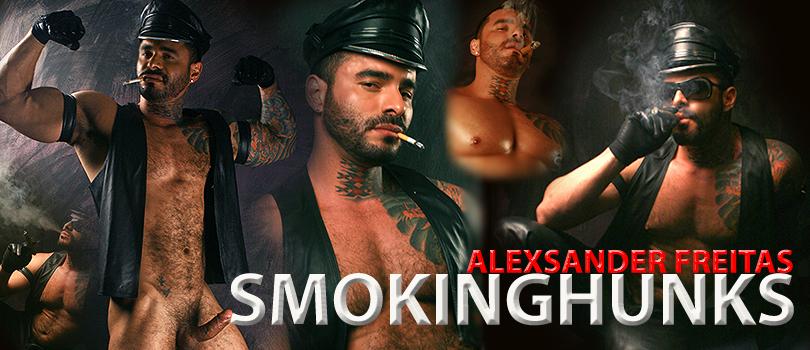 Smoking-Hunks-Alexsander-Freitas