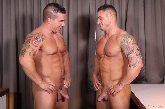 Braden Charon and Brad Barnes