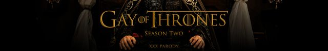 Men Series Gay of Thrones Season Two