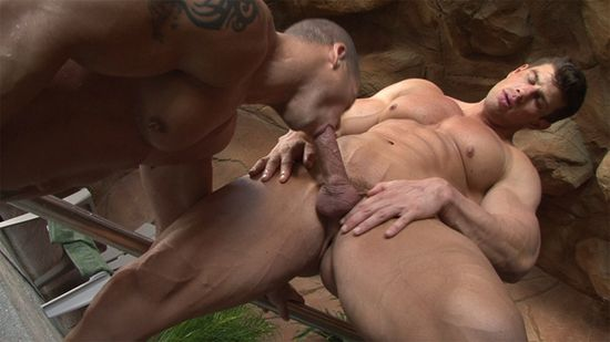 Matthew Rush and Zeb Atlas