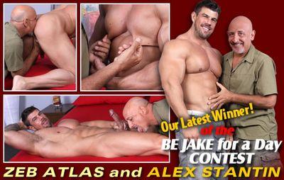 Zeb Atlas and Alex Stantin