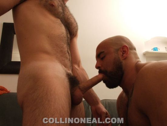 Collin and Ibrahim