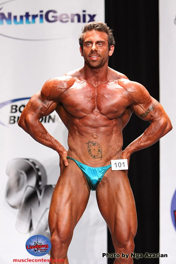 Kenneth Lerose - 2010 NPC Orange County Championships
