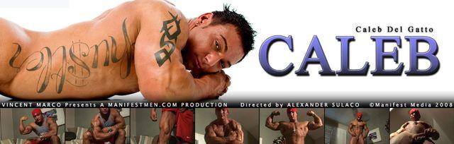 Manifest Men Caleb Del Gatto