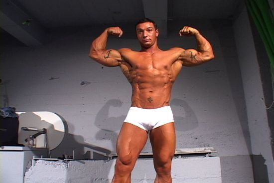 Caleb Muscle Worship Cinema 549