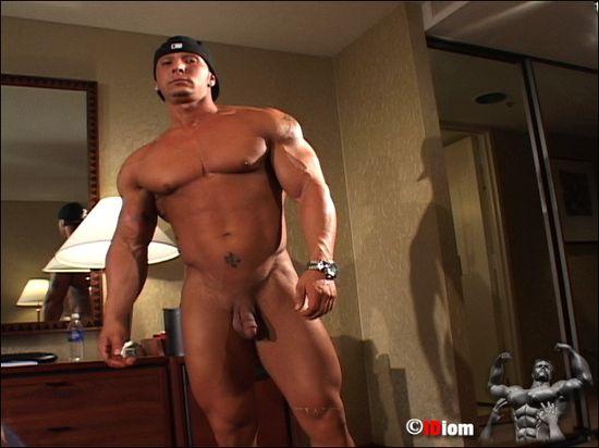 Caleb - Muscle Worship Cinema 538