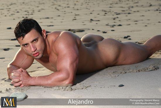 Manifest Men Alejandro de la Guardia Ocean View