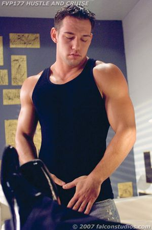 Johnny Castle in Hustle And Cruise, Scene 1