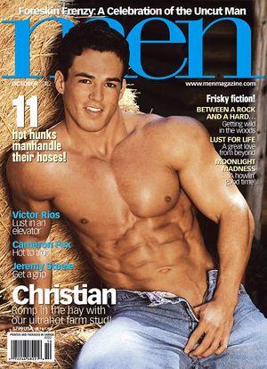 Men Magazine Oct 2002