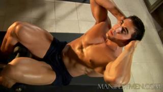 Manifest Men Cody Miller