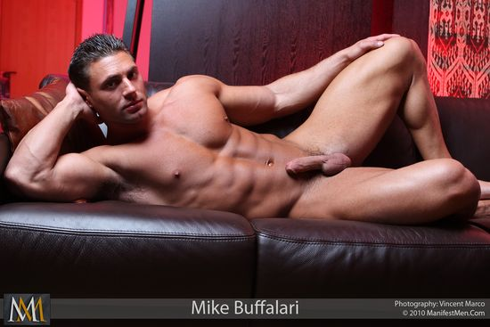 Manifest Men Mike Buffalari