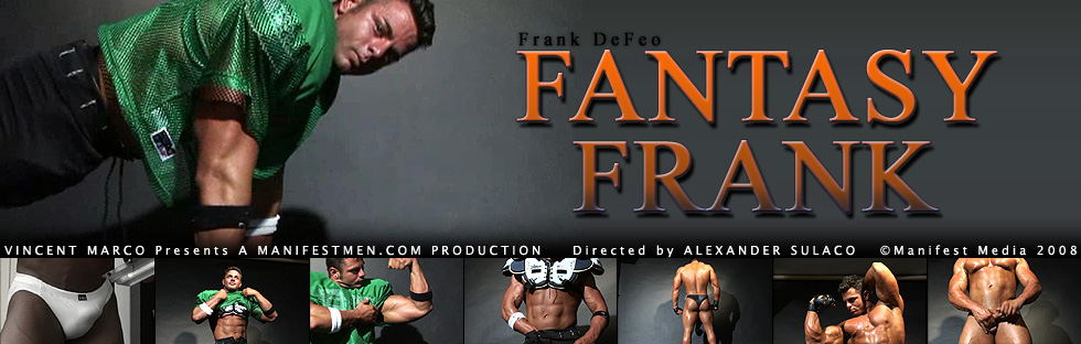 Manifest Men Frank Defeo
